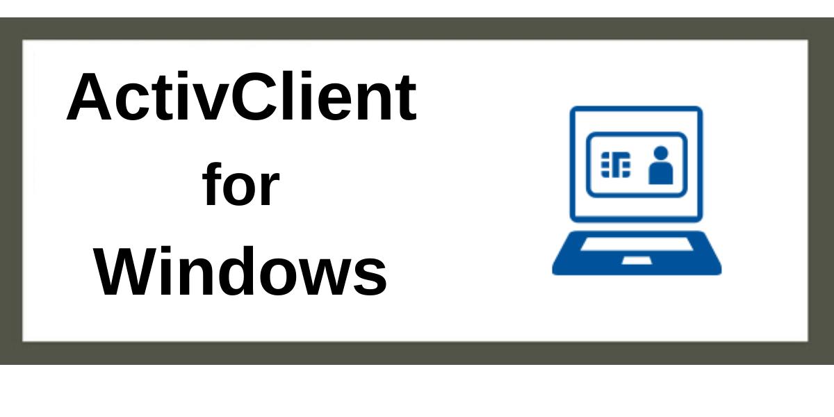 activclient-for-windows